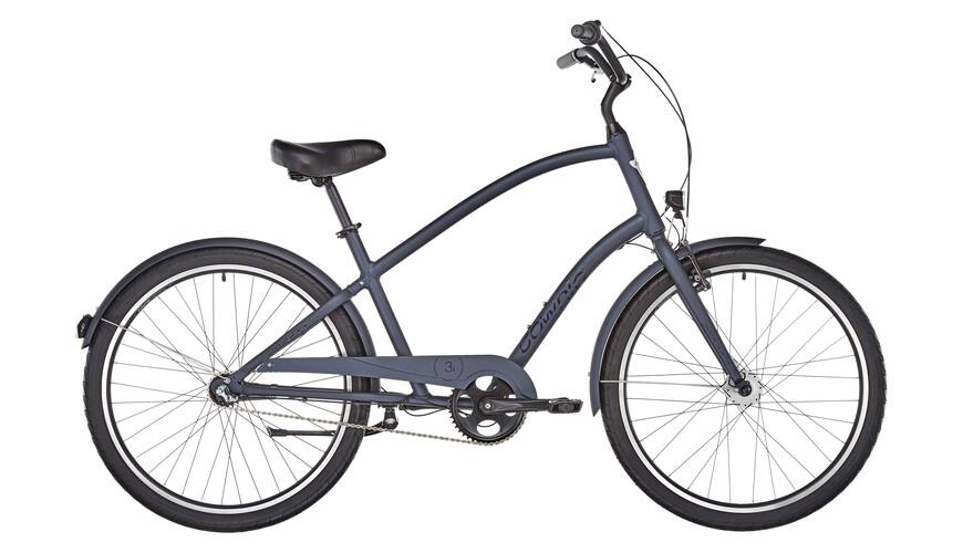 Electra Townie Original 3i EQ Rower miejski Mężczyźni niebieski